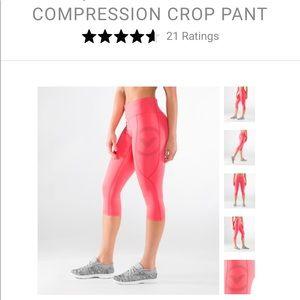 *NWT* Virus Intl. Cropped Workout Pants